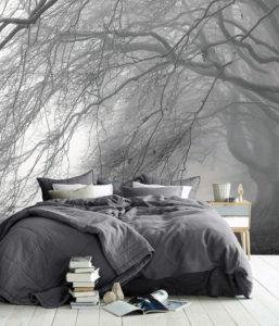 parete con atmosfere sognanti