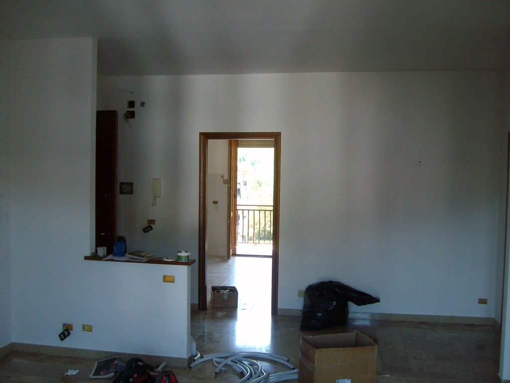 ristrutturazione immobile nel centro di Pontassieve